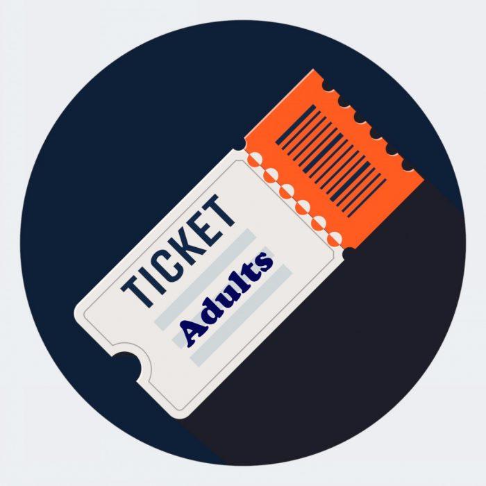 E-Ticket - Adults