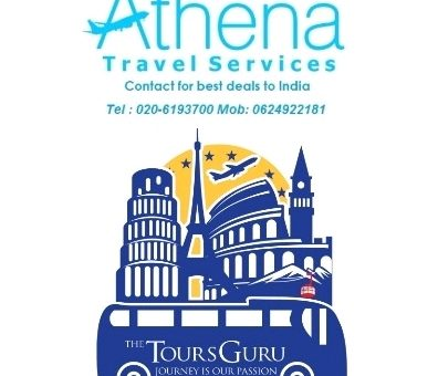 Reach out to Athena Travels for special travel rates!