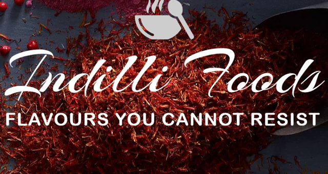Indilli Foods – our Catering Partner!