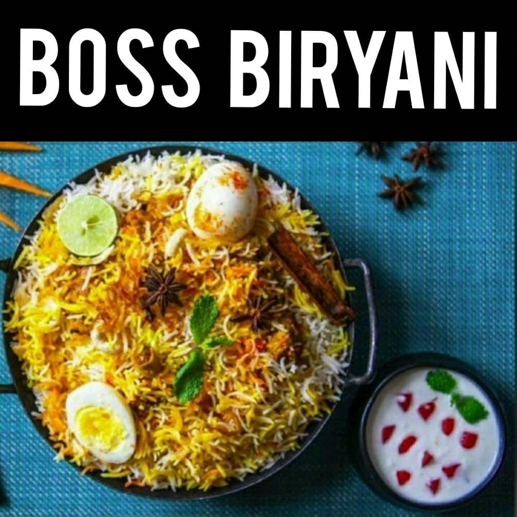 Boss Biriyani